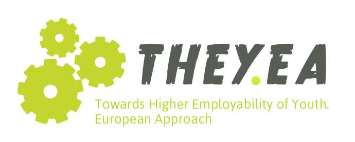 Logo projektu THEY.EA